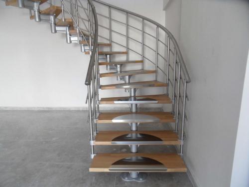 Alüminyum Merdiven Küpeşte Korkuluk Kovancılar (1)