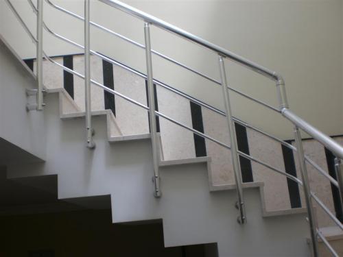 Alüminyum Merdiven Küpeşte Korkuluk Kovancılar (11)