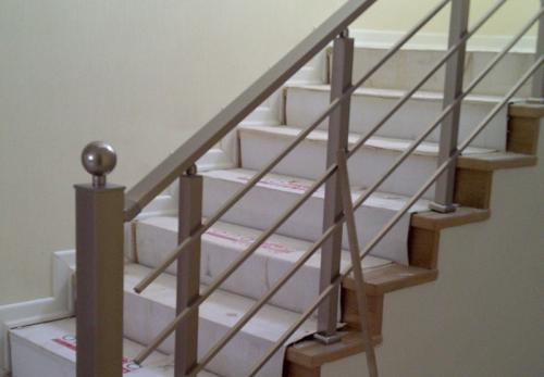 Alüminyum Merdiven Küpeşte Korkuluk Kovancılar (3)