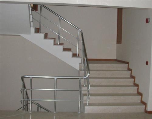 Alüminyum Merdiven Küpeşte Korkuluk Kovancılar (6)